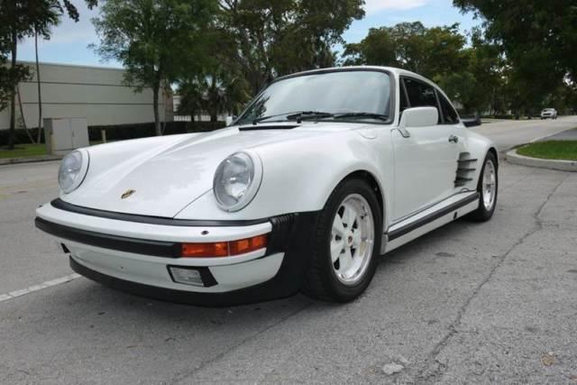 1987 Porsche 911 Carrera Turbo 2dr Coupe For Sale