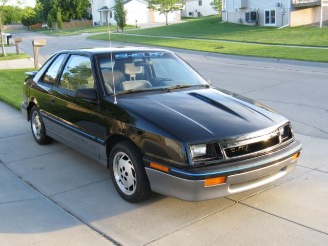1987 shelby csx for sale shelby csx 1987 for sale in lincoln nebraska united states. Black Bedroom Furniture Sets. Home Design Ideas