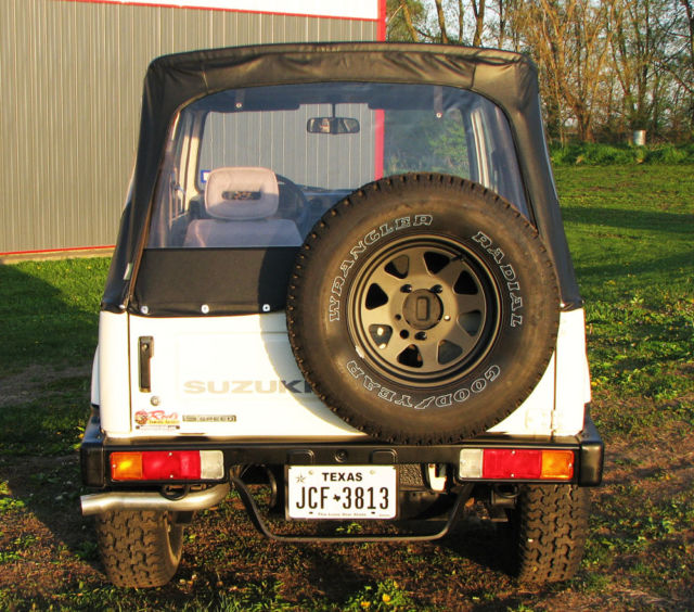 Suzuki 4x4 autos post for Protean electric motor for sale