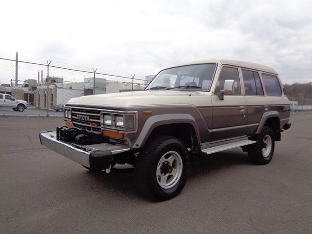 1987 toyota land cruiser 60 suv 4x4 turbo diesel hj61 low miles for sale toyota land. Black Bedroom Furniture Sets. Home Design Ideas
