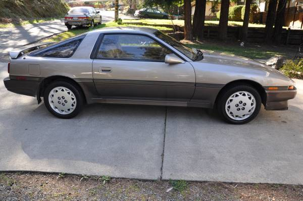 1987 toyota supra brand new engine professionally installed for sale toyota supra 1987 for. Black Bedroom Furniture Sets. Home Design Ideas