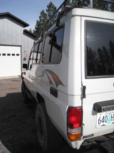 1987 Toyota Troopy 12HT Turbo Diesel for sale - Toyota Land