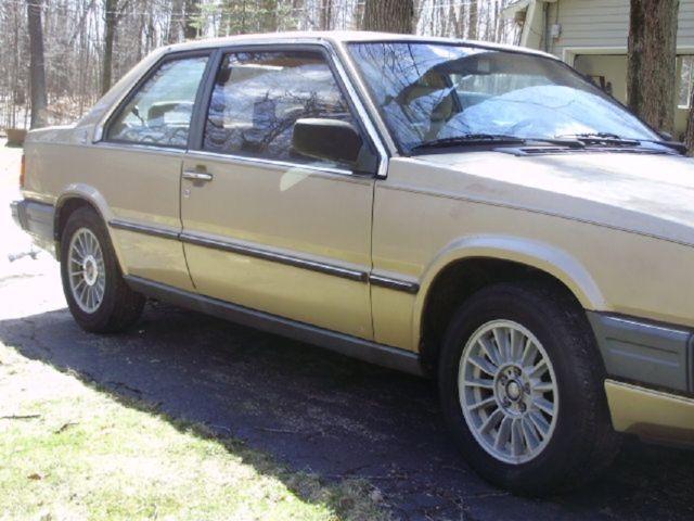 1987 volvo 780 bertone coupe for sale volvo 780 bertone coupe 1987 for sale in davisburg. Black Bedroom Furniture Sets. Home Design Ideas