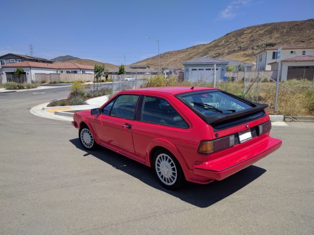 Volkswagen San Luis Obispo >> 1987 VW Scirocco 16v 2.0 for sale - Volkswagen Scirocco 1987 for sale in San Luis Obispo ...