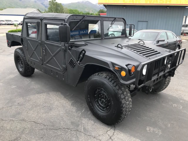 1988 am general humvee m1038 hummer h1 military x doors new interior new paint for sale hummer. Black Bedroom Furniture Sets. Home Design Ideas