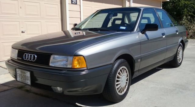 Cars For Sale San Antonio >> 1988 Audi 80 Quattro for sale - Audi 80 1988 for sale in San Antonio, Texas, United States