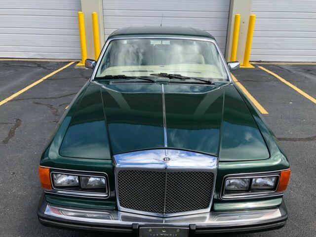 1988 Bentley 8 Mulsanne For Sale