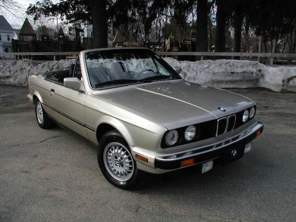 1988 Bmw 325i Convertible Beautiful Condition For Sale Bmw 3 Series 1988 For Sale In Natick
