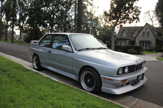 1988 bmw e30 m3 s52 swap 93k miles on chassis daily driver for sale bmw m3 1988 for sale in. Black Bedroom Furniture Sets. Home Design Ideas