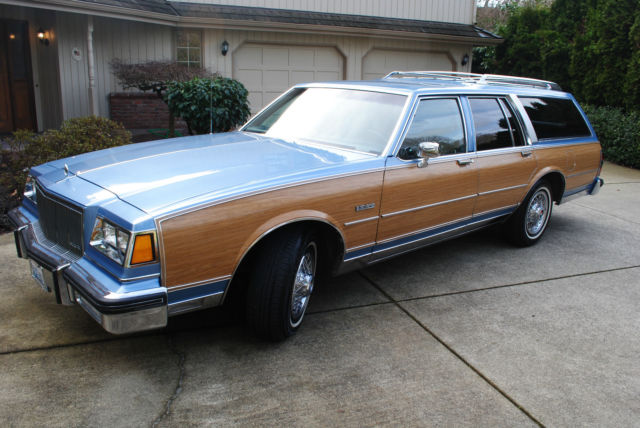 1988 buick lesabre estate wagon woody station wagon for sale buick lesabre 1988 for sale in. Black Bedroom Furniture Sets. Home Design Ideas