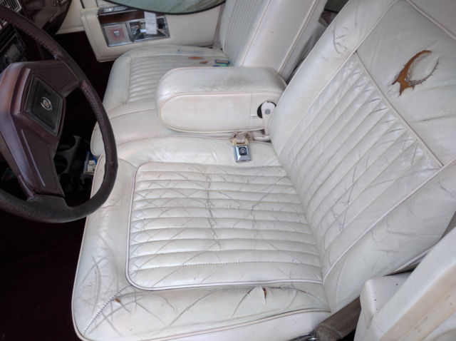 1988 Cadillac Fleetwood Brougham Classic Car For Sale Cadillac Fleetwood Fleetwood 1988 For