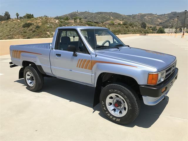 1988 california toyota pickup truck 4x4 low miles free shipping w buy it now for sale toyota. Black Bedroom Furniture Sets. Home Design Ideas