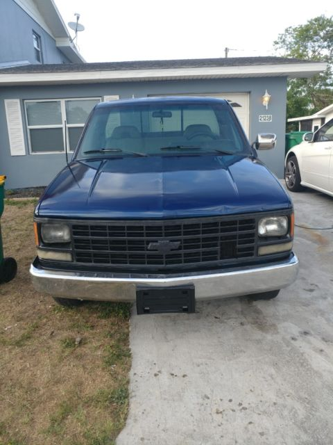 1988 chevy pickup truck c 1500 silverado for sale chevrolet c k pickup 1500 1988 for sale in. Black Bedroom Furniture Sets. Home Design Ideas