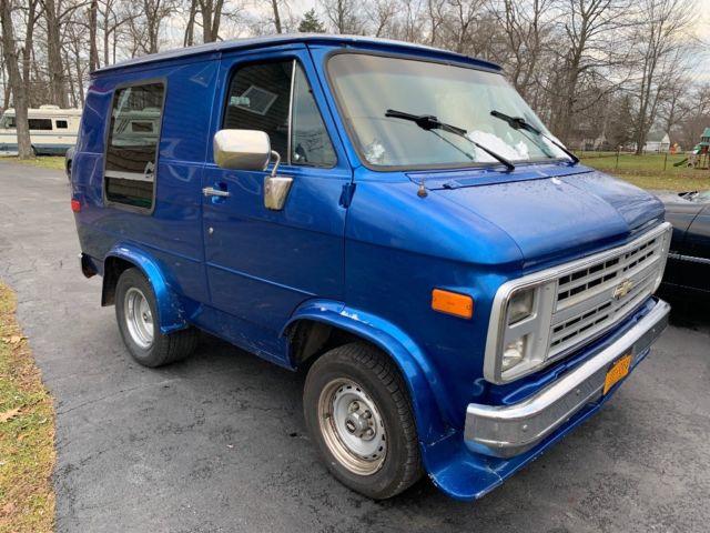 "c811620612 1988 Chevy "" Shorty Van "" for sale - Chevrolet G20 Van 1988 for sale ..."