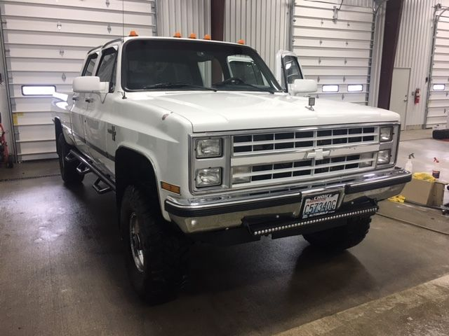 1988 chevy silverado crew cab 3500 for sale chevrolet c k pickup 3500 crew cab 1988 for sale. Black Bedroom Furniture Sets. Home Design Ideas