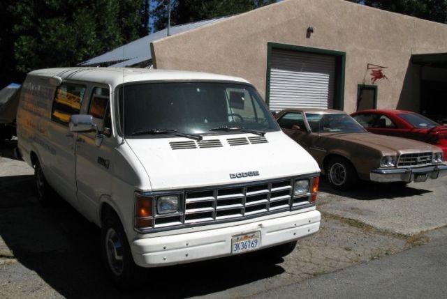 1988 dodge ram 350 van extended length for sale dodge ram 3500 van 1988 for sale in mi wuk. Black Bedroom Furniture Sets. Home Design Ideas