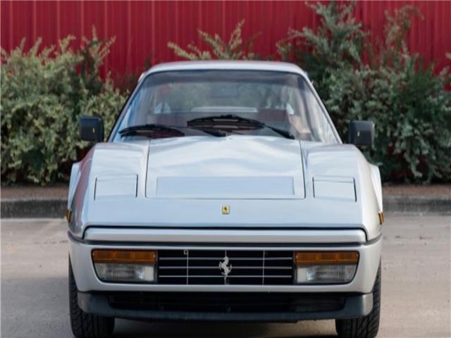 1988 Ferrari 328 Gtb Gtb 33 532 Miles Argento Silver Coupe