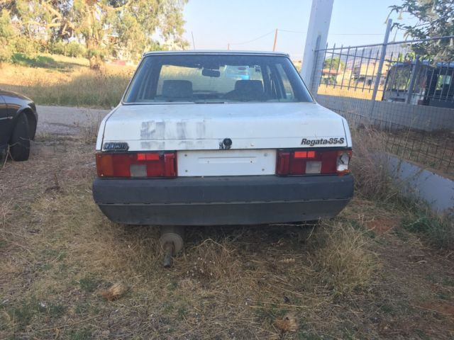 Classic Cars For Sale In Greece: 1988 Fiat Regatta In Good Working Condition. Location