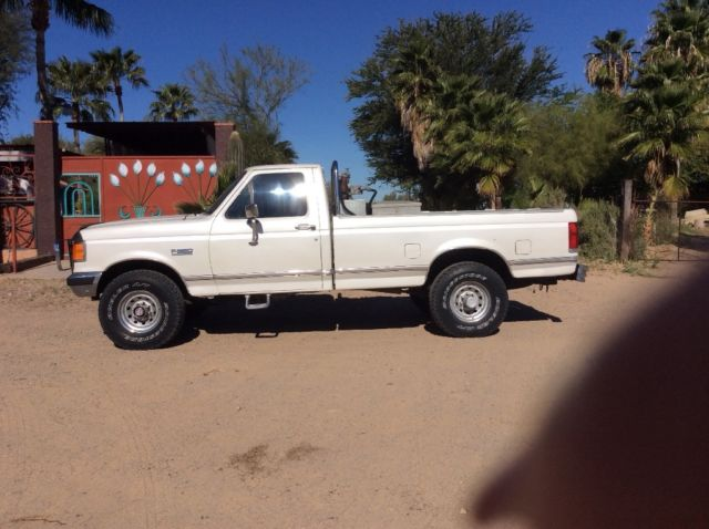 1988 ford 4x4 f250 lariat pickup one owner for sale ford f 250 1988 for sale in lukeville. Black Bedroom Furniture Sets. Home Design Ideas