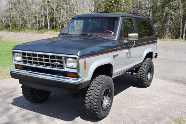 1988 ford bronco ii 38 000 original miles for sale ford bronco ii 1988 for sale in houghton. Black Bedroom Furniture Sets. Home Design Ideas