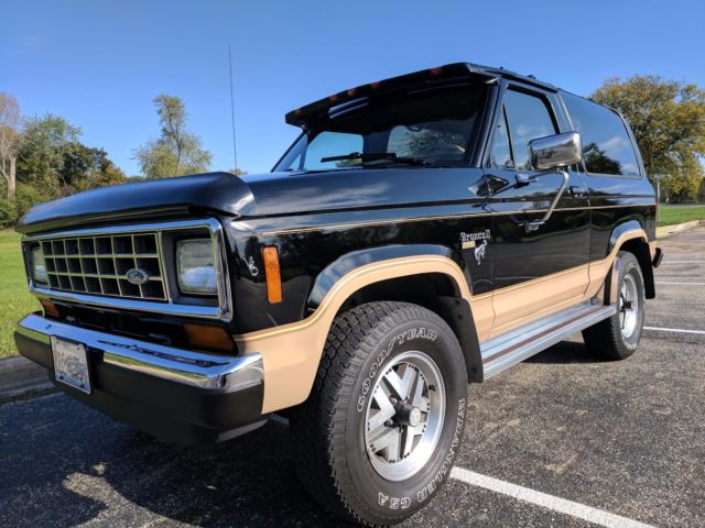 1988 ford bronco ii eddie bauer edition for sale ford bronco ii 1988 for sale in chicago illinois united states davids classic cars