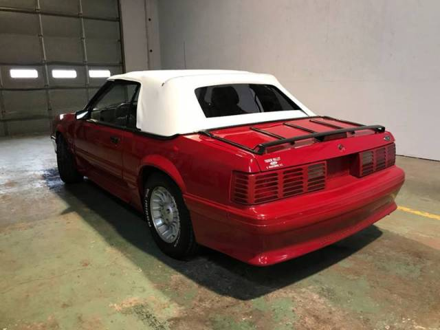 1988 ford mustang gt 2dr convertible automatic 4 speed rwd v8 5 0l gasoline for sale ford. Black Bedroom Furniture Sets. Home Design Ideas