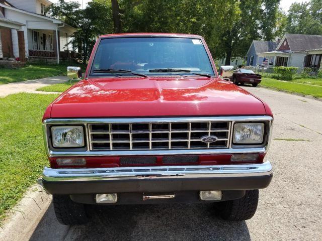 1988 ford ranger xlt 4x4 restored 302 crate motor and c4 transmission for sale ford ranger. Black Bedroom Furniture Sets. Home Design Ideas