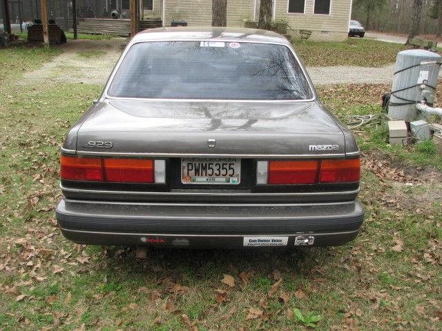 1988 mazda 929 rare 5 t car