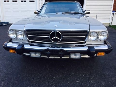 1988 mercedes 560sl all original 1 owner clean carfax for for 1988 mercedes benz 560sl for sale