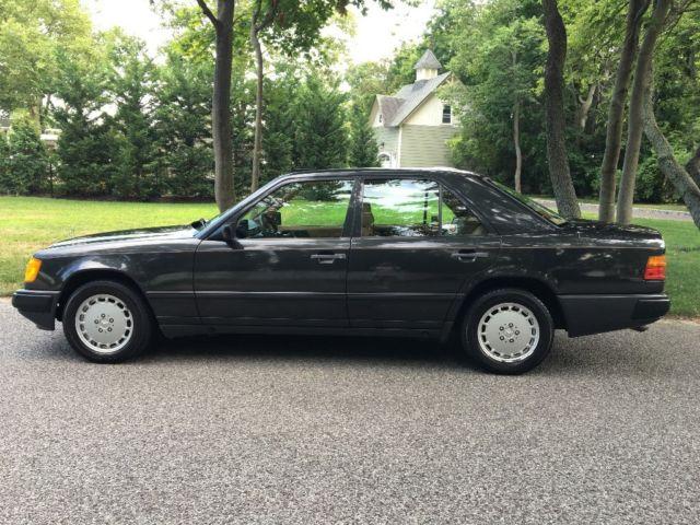 1988 mercedes benz 300e 59k orig miles always garaged one for Mercedes benz 300e for sale