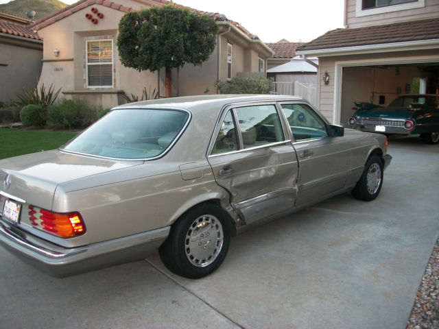 1988 mercedes benz 420 sel 560 380 for sale mercedes for Mercedes benz s 420