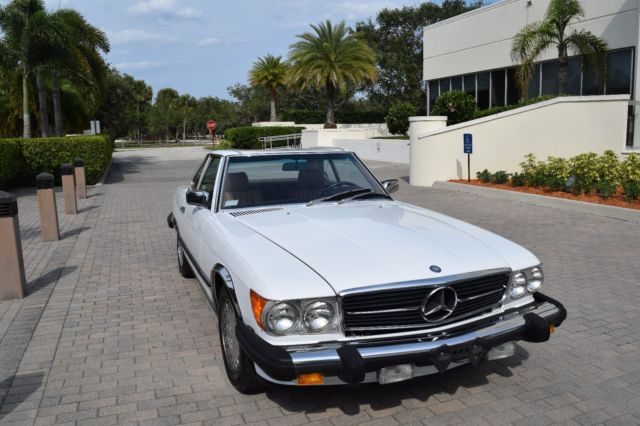 1988 mercedes benz 560sl coupe roadster less than 20 000 for Mercedes benz long beach service