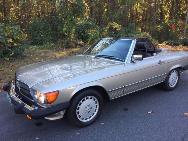 1988 mercedes benz 560sl priced to sell new leather for Mercedes benz seats for sale