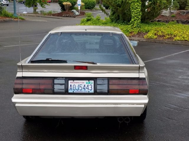 1988 Mitsubishi Starion - Chrysler Conquest Tsi For Sale