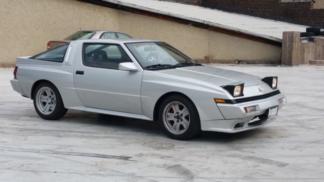 1988 Mitsubishi Starion Turbo Very Nice Condition - No Reserve- For Sale