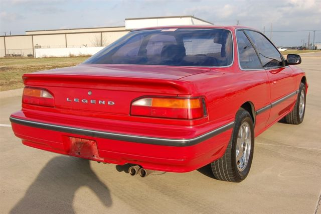 1988 red coupe 1 owner for sale acura legend coupe 1 owner 1988 for sale in garland texas. Black Bedroom Furniture Sets. Home Design Ideas