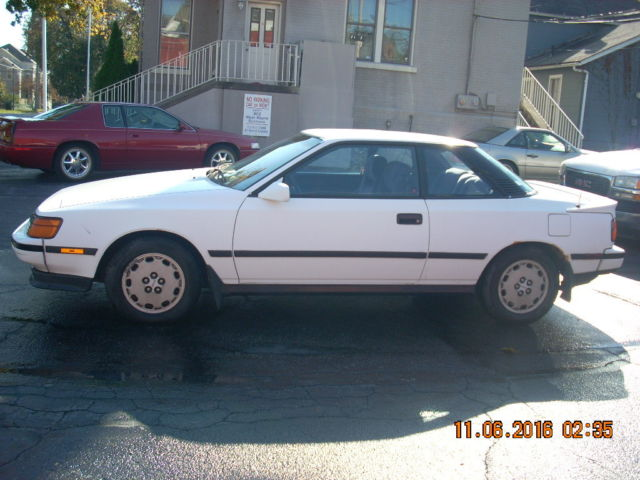 1988 Toyota Celica GTS Coupe 2-Door 2 0L for sale - Toyota