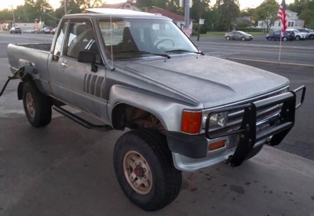 1988 Toyota Hilux Pickup Extra Cab 4x4 Sr5 2 Door Tacoma