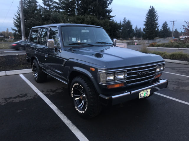 1988 toyota landcruiser fj62 219k 4wd rust free no reserve land cruiser for sale toyota land. Black Bedroom Furniture Sets. Home Design Ideas