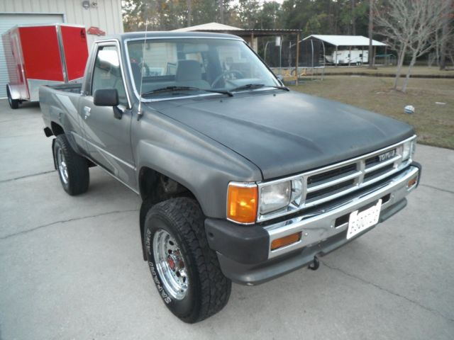 22re Engine For Sale >> 1988 toyota pickup truck 4x4 *CLEAN* **NO RUST** Fuel Injected for sale - Toyota Other 1988 for ...
