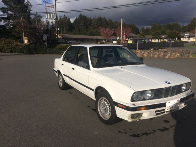 1989 bmw 325i classic alpine white 5 spd for sale bmw 3 series 1989 for sale in santa rosa. Black Bedroom Furniture Sets. Home Design Ideas