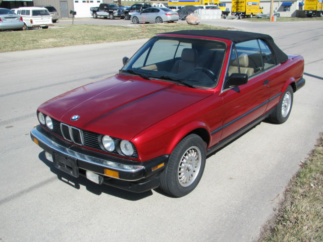 1989 bmw 325i convertible 2 door 2 5l auto m20b25 e30 for sale bmw 3 series 1989 for sale in. Black Bedroom Furniture Sets. Home Design Ideas
