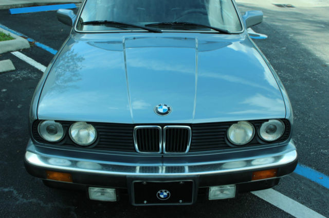 1989 bmw 325i convertible 2 5l manual trans florida car nicest in the market for sale bmw 3. Black Bedroom Furniture Sets. Home Design Ideas