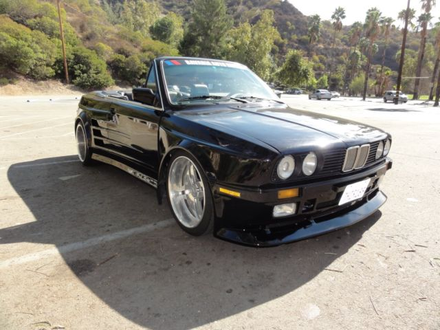 1989 bmw 325i convertible m3 s50 swap for sale bmw 3 series 1989 for sale in sun valley. Black Bedroom Furniture Sets. Home Design Ideas