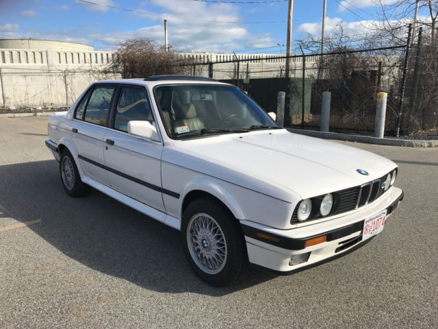 1989 Bmw 325ix E30 Sedan 5spd Manual Excellent Service History For Sale Bmw 3 Series 1989