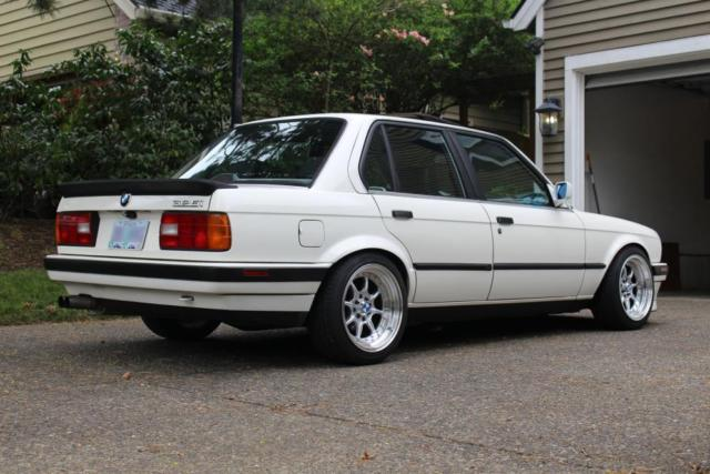 1989 Bmw E30 325i Turbo M20 For Sale Bmw 3 Series 325i 1989 For