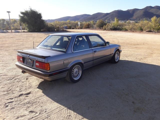 1989 bmw e30 325is for sale bmw 3 series is 1989 for sale in san diego california united. Black Bedroom Furniture Sets. Home Design Ideas