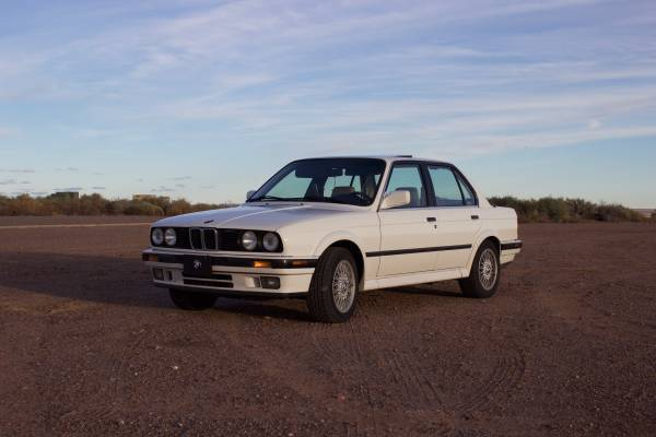 1989 bmw e30 325ix 4 door manual for sale bmw 3 series ix 1989 for sale in daly city. Black Bedroom Furniture Sets. Home Design Ideas