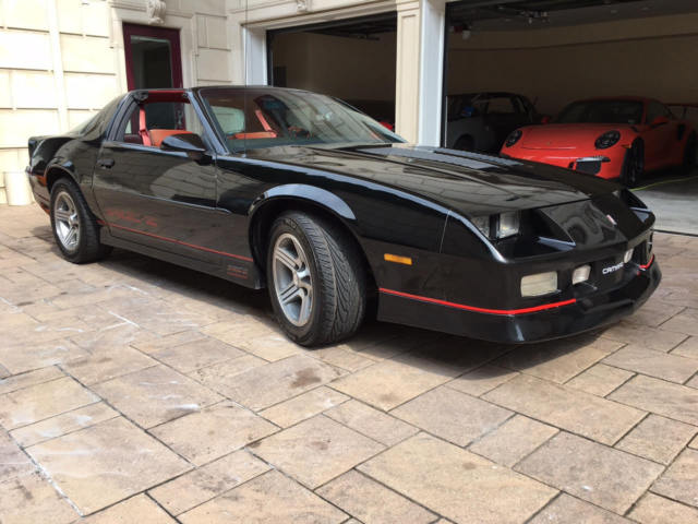 1989 Chevrolet Camaro Iroc Z 5 7l Z28 For Sale Chevrolet
