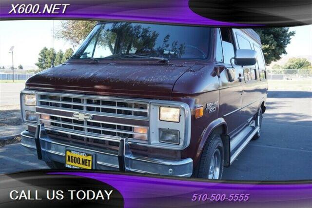 1989 CHEVROLET G-SERIES Van Original 46K for sale! for sale